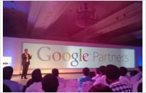 Nacionalnet no evento para Agências do Google Partners